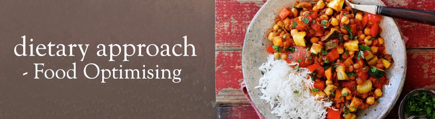 Lifelong Healthy Eating Food Optimising