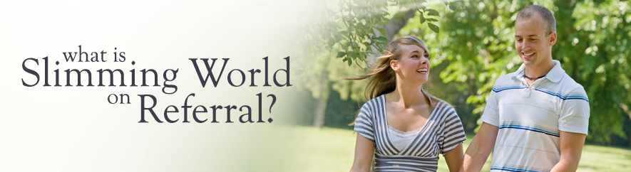 What is Slimming World on Referral?