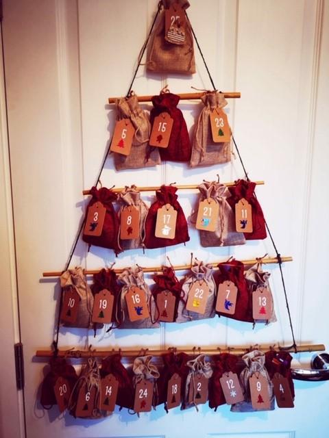 Little sacks advent calendar-advent calendars-Slimming World blog