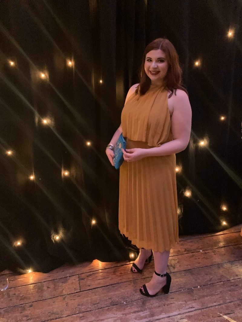 Slimming World Ashleigh Christmas party outfit-Christmas Countdown: Ashleigh's diary-Slimming World blog