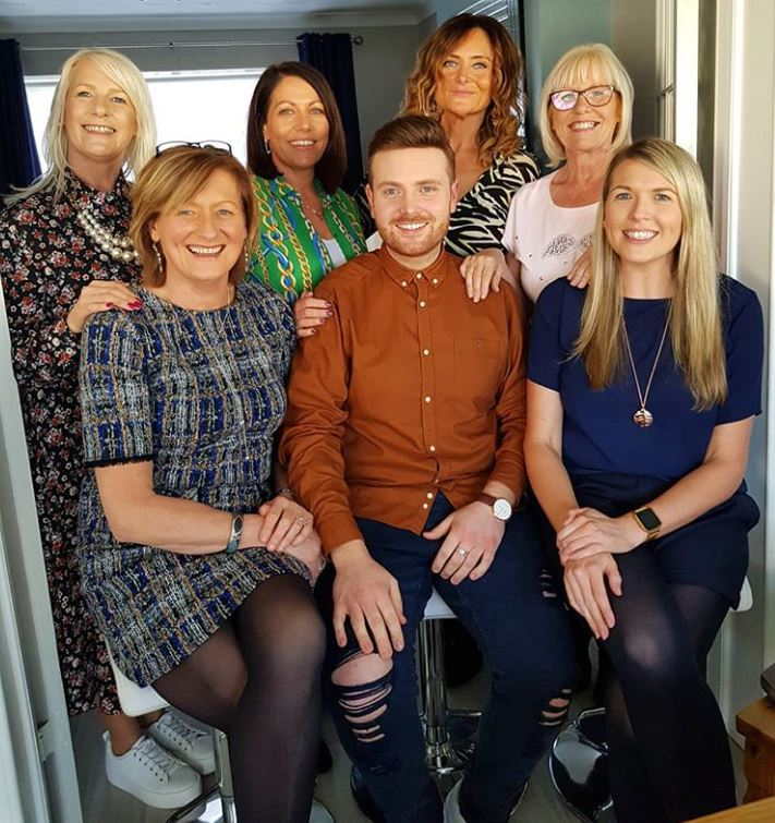 Patrick with his family-Our 2019 'that Slimming World feeling' moments-Slimming World blog