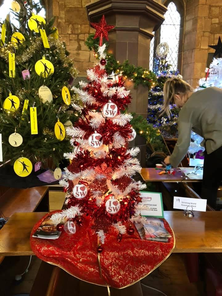 Slimming World Cannock Christmas tree-Are you rocking around the Christmas tree-Slimming World blog
