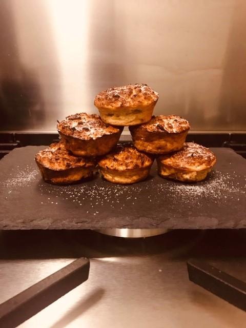 Sarah's mince pie muffins 2-Slimming World Christmas muffins-Slimming World blog