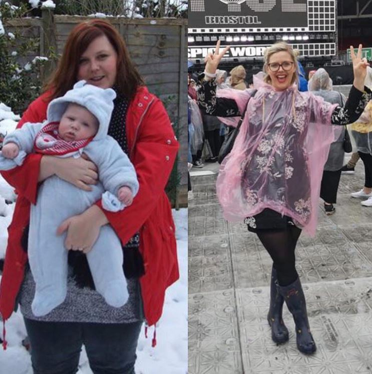 Suzy Summerhayes transformation photo-Our 2019 'that Slimming World feeling' moments-Slimming World blog
