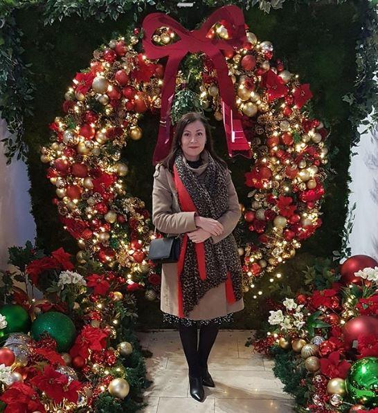 Christmas decoration-You time post-Slimming World blog