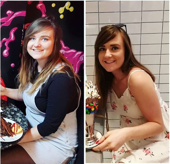 Claire weight loss transformation-New year, new me-Slimming World blog