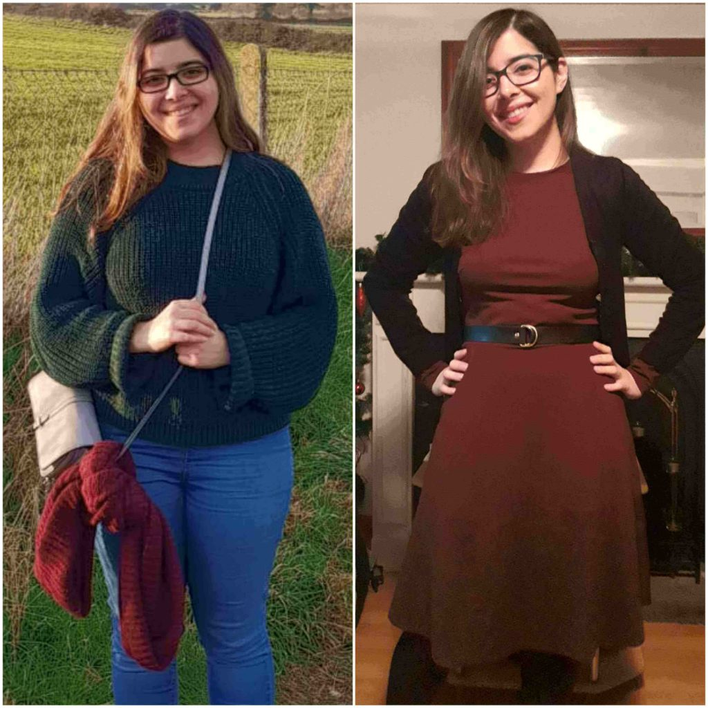 Mona weight loss transformation-New year, new me-Slimming World blog