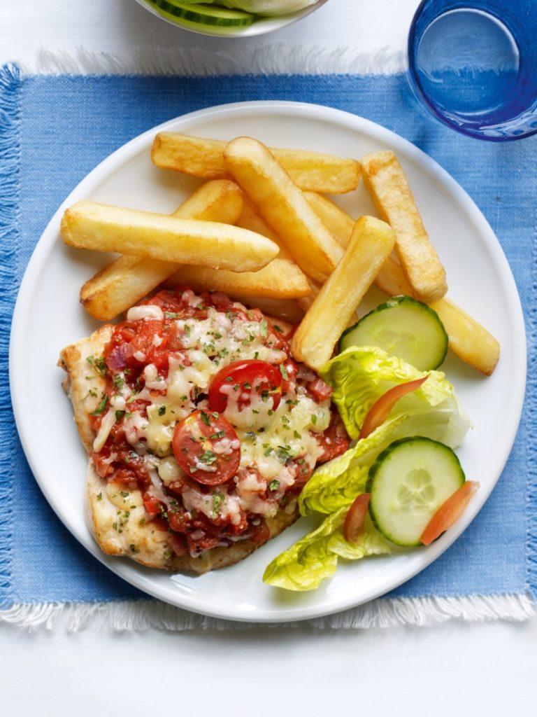 Nick pizza-topped chicken-Get that Slimming World feeling with food-Slimming World blog