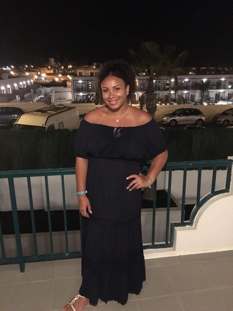 Olivia Gibbs on holiday before - Sunshine Saturday - Slimming World blog (1)