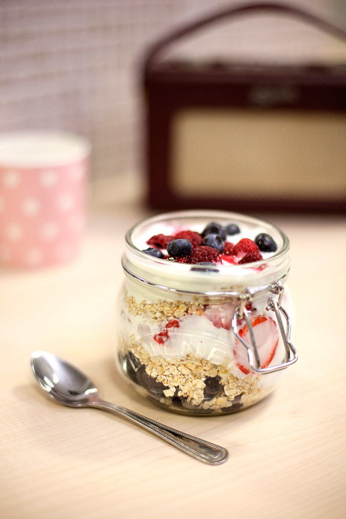 Sheila overnight oats-Get that Slimming World feeling with food-Slimming World blog