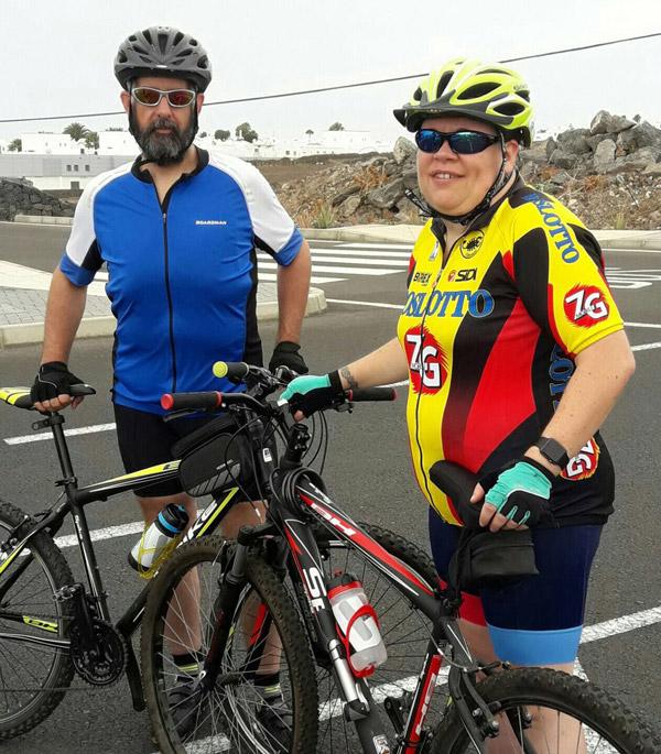 Viv Steadman cycling-Body Magic-Slimming-World-blog