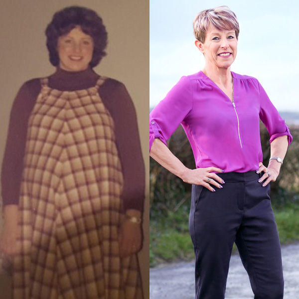 Kathryn Cooke before and after - Free Food Festival - Slimming World Blog