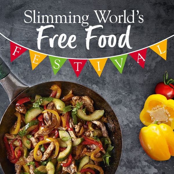 Free Food Festival - Slimming World Blog