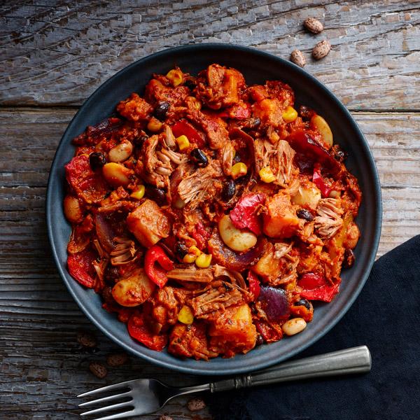 Jackfruit chilli - Iceland Food Range - Slimming World Blog