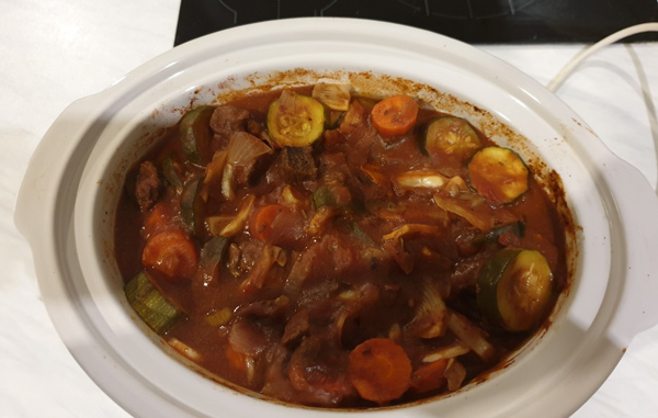 Middle Eastern braised beef - Free Food Festival - Slimming World Blog