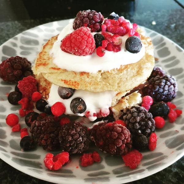 jessies_SW_journey - Pancakes - Slimming World Blog