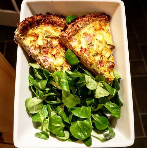 Squiche - My favourite recipe - Slimming World Blog