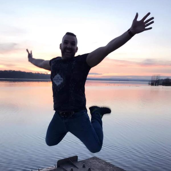 Steve Tranmer after - Body Magic - Slimming World Blog