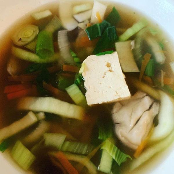 Chinese tofu and mushroom soup - snoopie_sw - Slimming World Blog