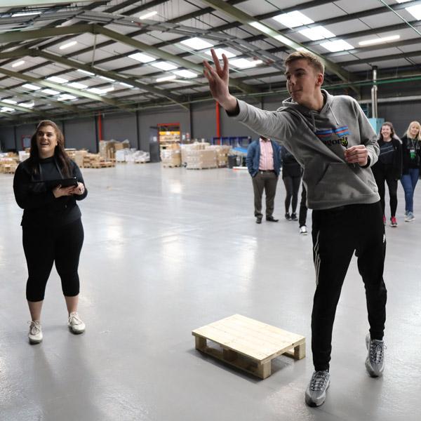 Darts - Sport Relief 2020 - Slimming World Blog