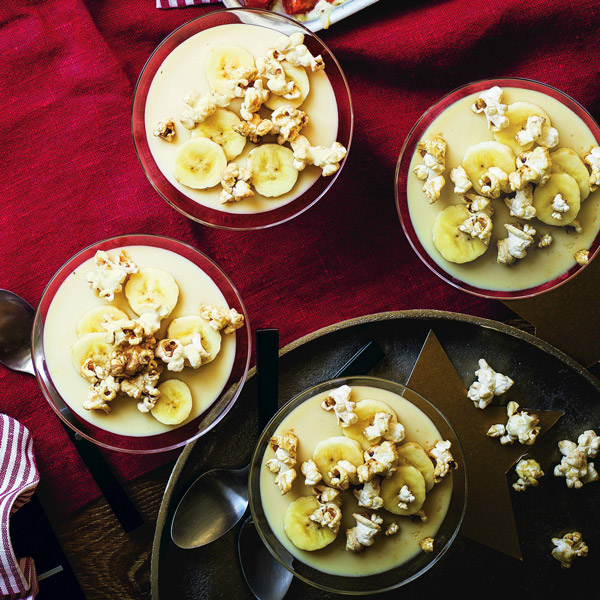 Banoffee and custard pots - Cooking with the kids - Slimming World Blog