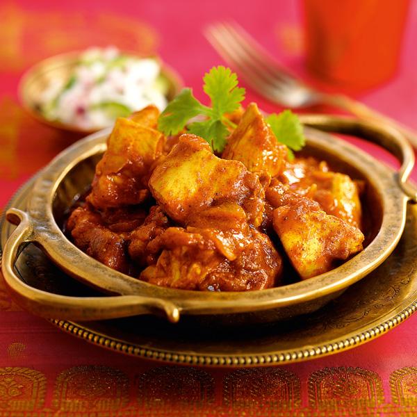 Chicken dopiaza - Slimming World Blog