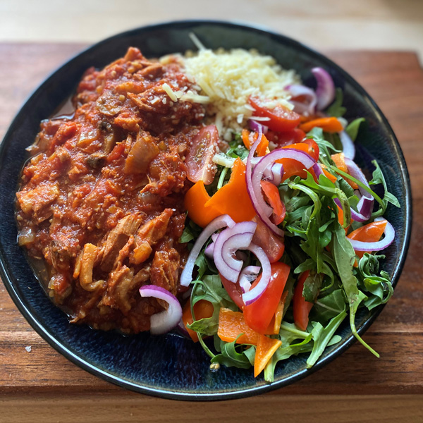 Pork chilli - Leftovers - Slimming World Blog