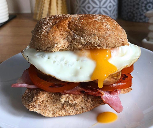 bacon-egg-sandwich-working-from-home-slimming-world-blog