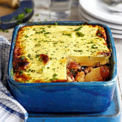Quorn moussaka-slimming world vegetarian recipes-slimming world blog