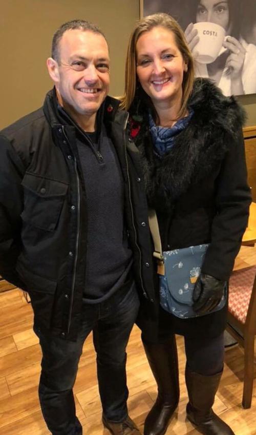 Katie and Tony Viney - Success story - Slimming World Blog
