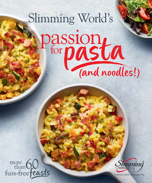 Passion for pasta and noodles - Slimming World Blog