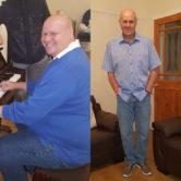 Vincent Taylor diabetes success-Slimming World blog