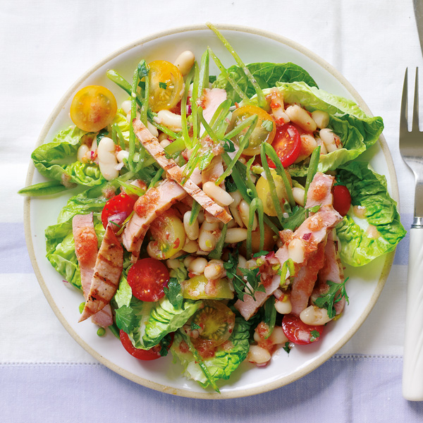 BLT salad - Summer Salads - Slimming World Blog