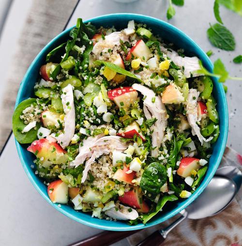 Chicken quinoa salad - Summer Salads - Slimming World Blog