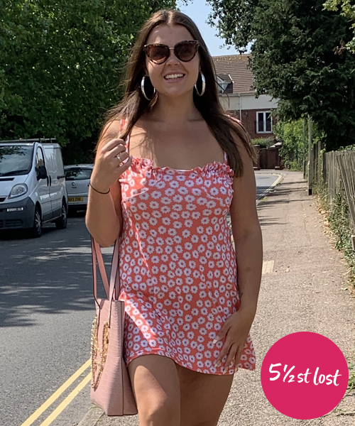 Erika Spiller 5.5st-my weight loss diary-slimming world blog