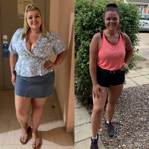 Erika Spiller - My weight loss diary - Slimming World Blog