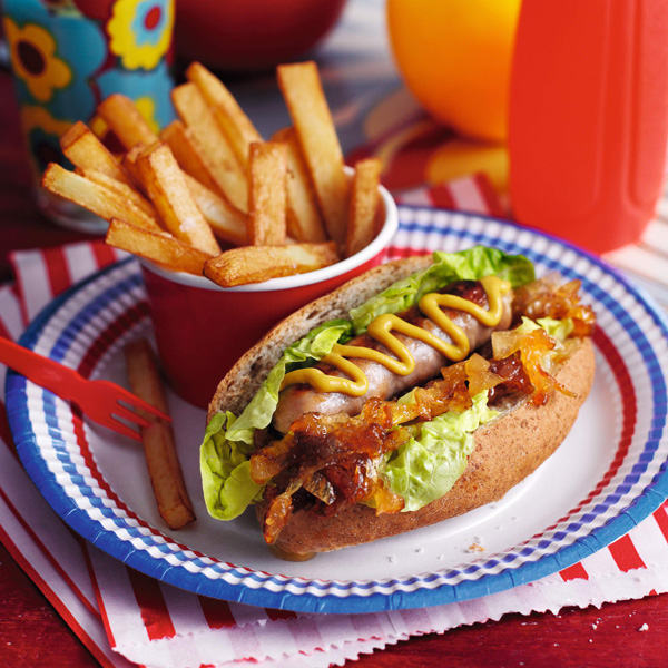 Hot dogs - Bring holiday to you USA and Mexican - Slimming World Blog