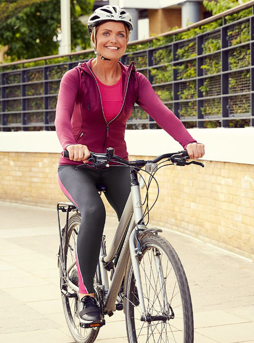 Jackie Lewins - Who want to ride their bicycle - Slimming World Blog