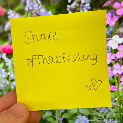Share #thatfeeling - A big thank you - Slimming World Blog