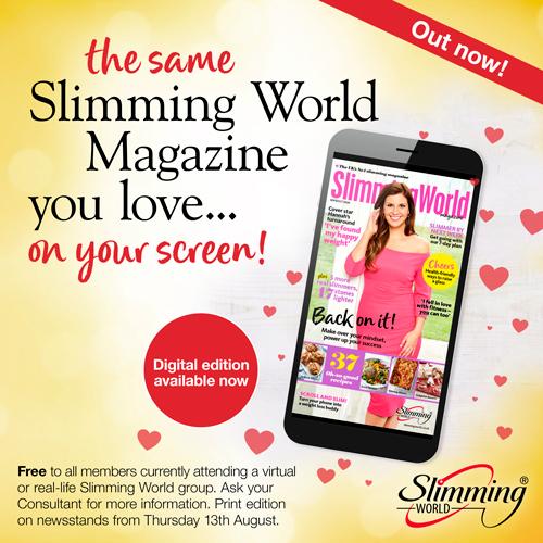 Slimming World Magazine Sept/Oct - Slimming World Blog