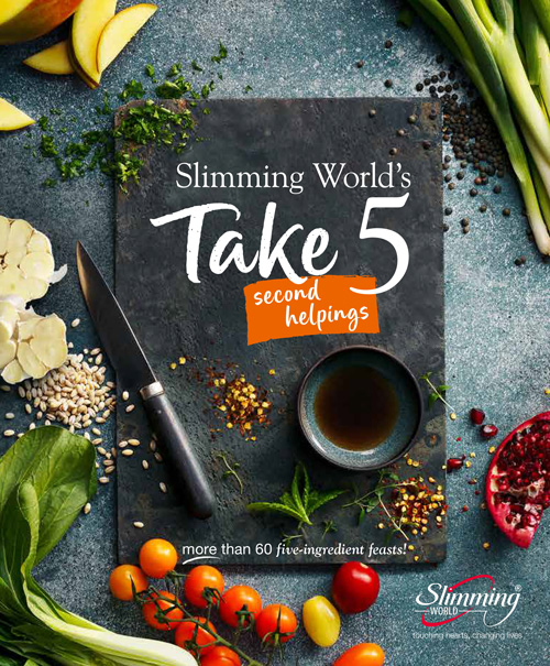 Take 5 Second Helping recipe book - Slimming World Blog