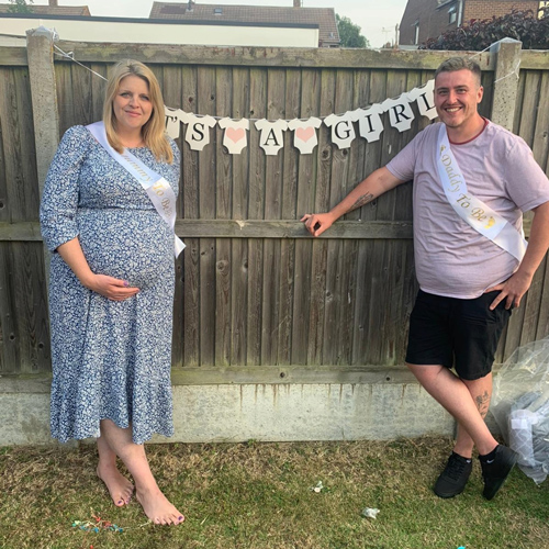 Aaron and Lucy - Aaron Snares follow up - Slimming World Blog