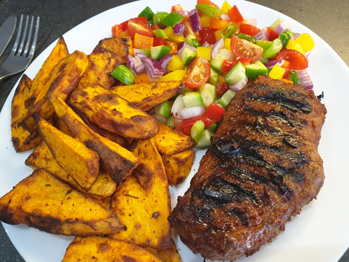 steak and chips-slimming world mythbusters-slimming world blog