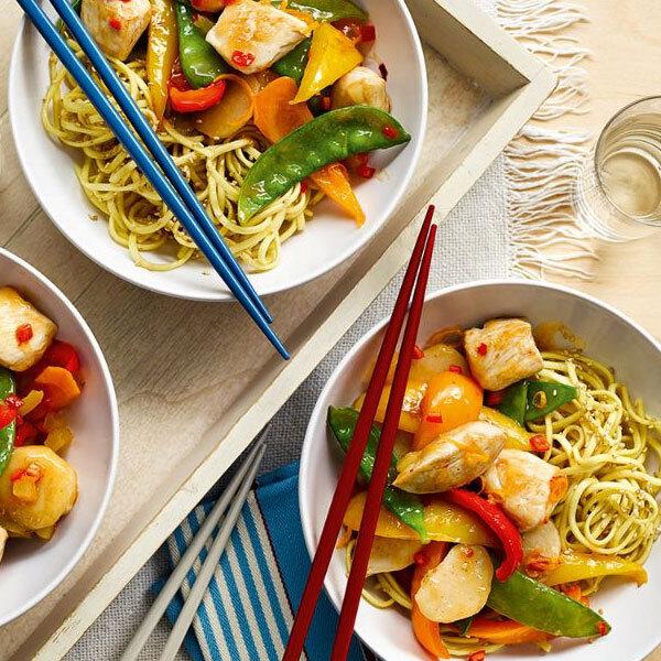 firecracker chicken-healthy eating week-slimming world blog