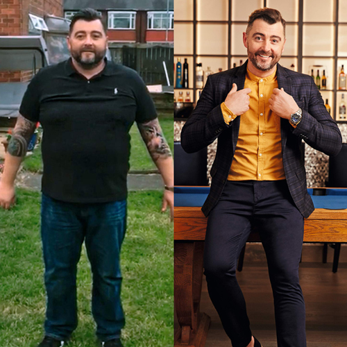 Mark Smith transformation-slimming world mythbusters-slimming world blog