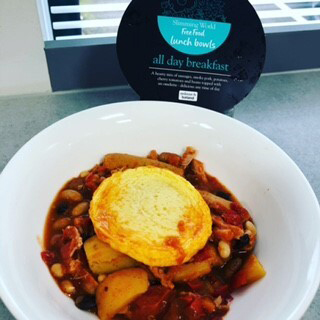 all-day breakfast bowl-slimming world lunch ideas-slimming world blog
