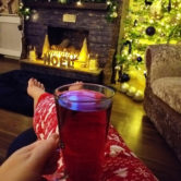 festive hot drink-cosy up with festive hot drinks-slimming world blog