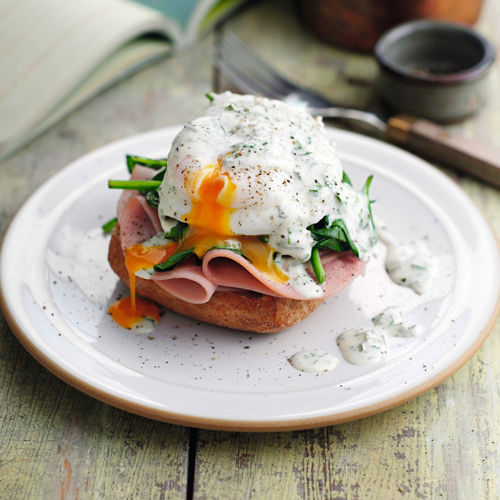 eggs benedict-slimming world lunch ideas-slimming world blog