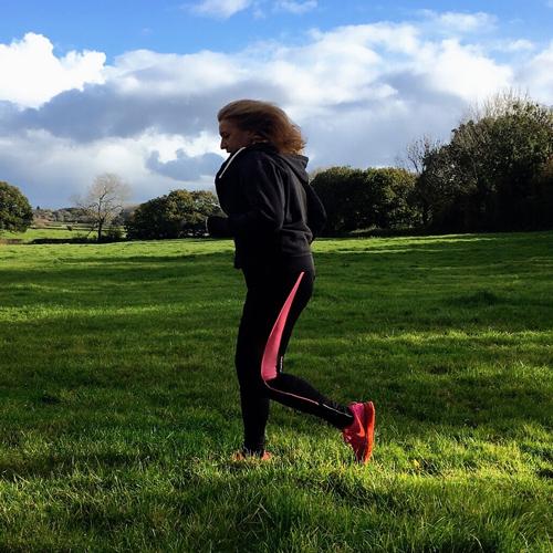Tessibel running-stress-busting activity-slimming world blog