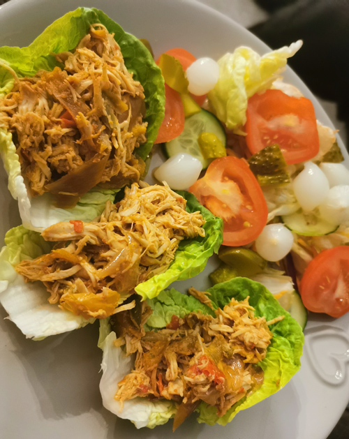 slow cooker chicken fajitas-slimming world slow cooker recipes-slimming world blog